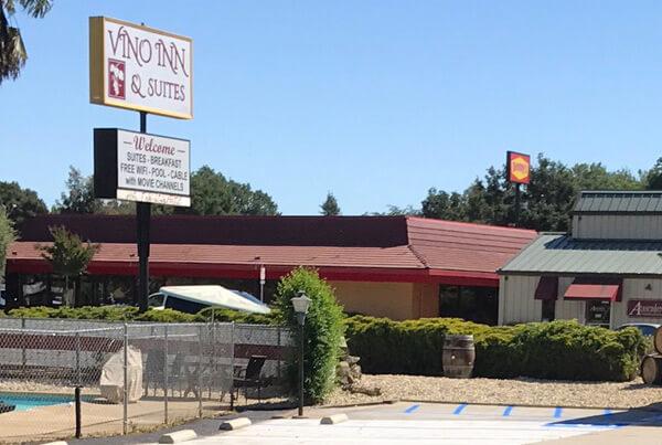 Hotle Atascadero Vino Inn