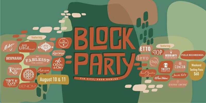 Stay At Leading Hotel To Participate In Tin City Block Party